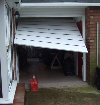 Cost of Garage Door Repair and Panel Replacement
