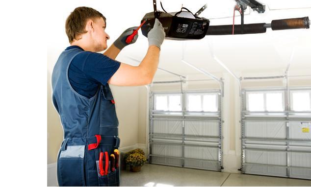 Hollywood garage door service