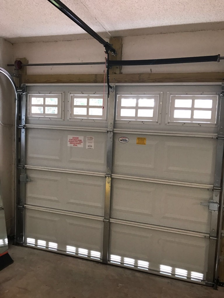 garage door repair company in Weston