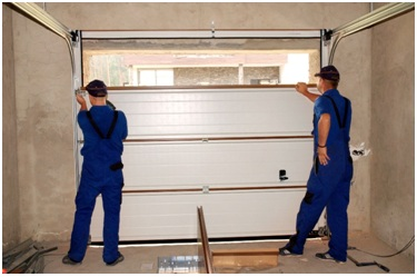 Garage Door Service in Miramar
