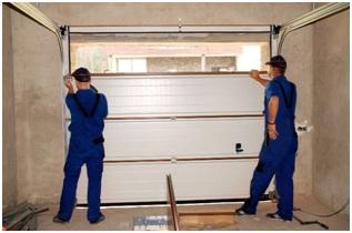 A Broken Garage Door Creates a Dysfunctional Household