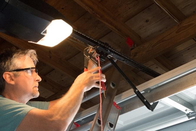 What to Do When a Garage Door Spring Breaks