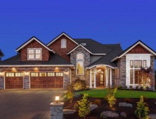 How to Keep Your Home Secure Between Garage Door Service Visits