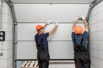 Bad garage door sensor fixing
