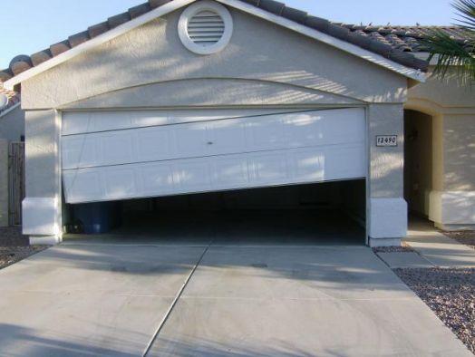 Fort Lauderdale garage door repair