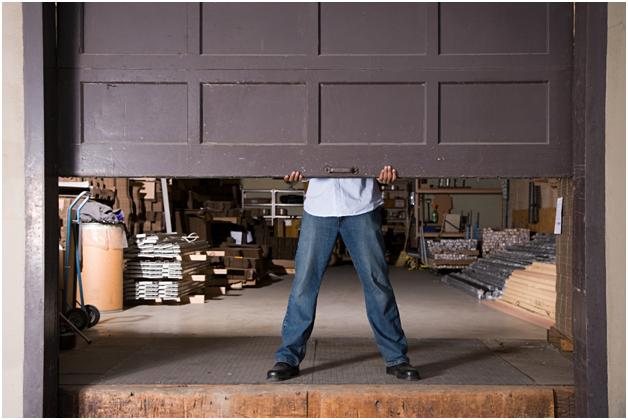 Garage door roller repair cost